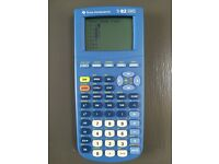Texas Instruments TI 82 Stats Graphing Calculator