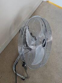 fan 16inch ram floor air circulator