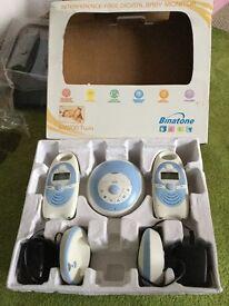 Binatone baby monitor