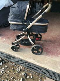 Push chair/pram