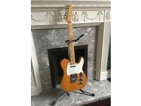 Custom squire affinity telecaster