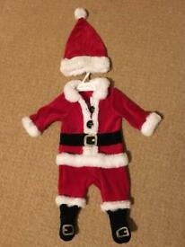 Christmas-baby cloth -