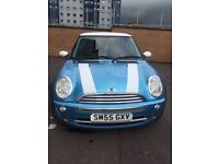 Mini Cooper s with full service history