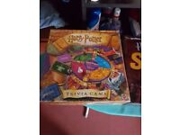 Two harry potter games