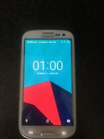 Samsung Galaxy SIII *UNLOCKED* (GT-I9300) in Perfect Working Order