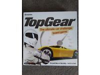 Top gear Ultimate challenge car game age 8+ new & sealed