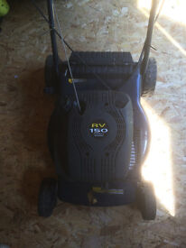 MAC Allister 484 HP petrol lawnmower RV 150 Mountfield.