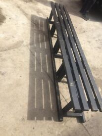 Benches 7ft length