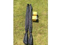 2x Carp rods and reels set