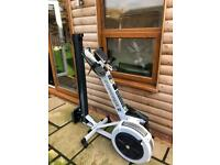 Concept 2 model D PM3 Rowing Machine
