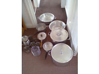 Huge lot of Steel pans - Roundhay Park Leeds 8 - Can Deliver