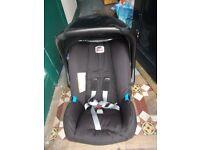 Romer Baby Safe car seat 0 - 6months