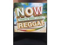 Now that's what I call REGGAE- various artists Cd 4kvg Cd album set