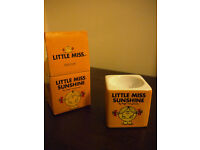 Little Miss Sunshine egg cup - new in box