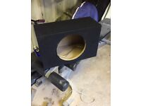 12inch subwoofer box