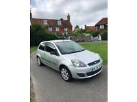 Ford Fiesta style climate 1242cc LONG MOT CAM BELT AT 85k GREAT VALUE FOR MONEY!!!!