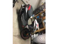125cc sinnis harrier