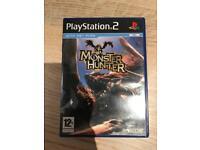 PlayStation 2 MONSTER HUNTER