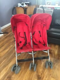 Kiddicare Double Buggy **in great condition**