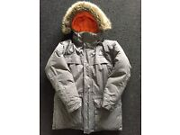 The North Face boys parka age 14-16. From smoke free home.