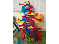 Fisher Price Car Tower