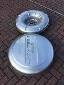 Vauxhall frontera plastic wheel cover good condition