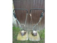 Old Flymo Contractors for spares or repair