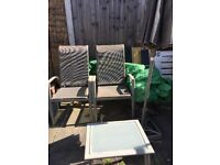 9 piece Garden Furniture set for sale