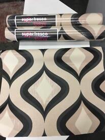 Wallpaper two rolls