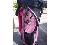 Prosimmon ladies golf stand bag