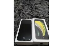 iPhone Se 2020 64gb Black unlocked