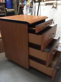 4 Drawer - Home Office