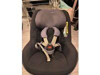 Maxi-Cosi Pearl 2way car seat