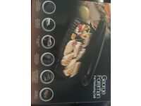 George foreman 10 portion grill brand new