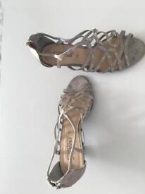 Ladies evening sandals