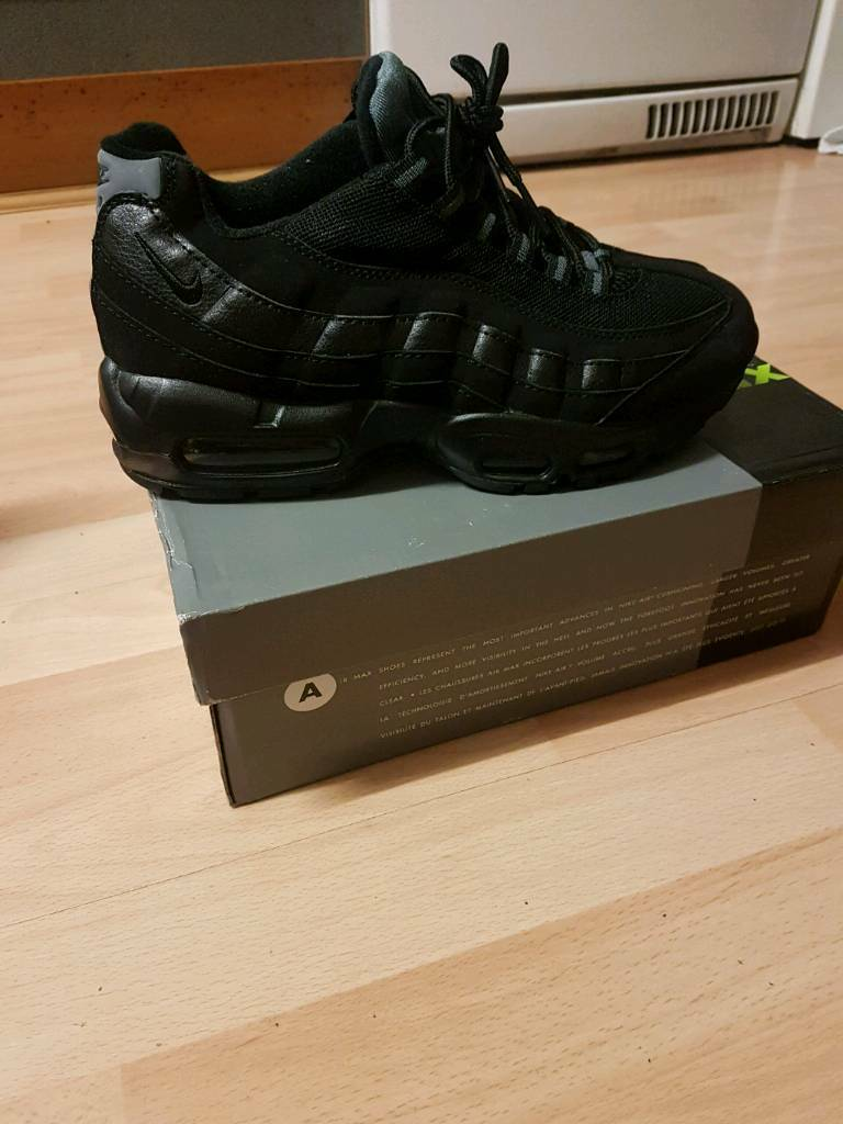 sale retailer 52c65 0281b Nike air max 95 trainers Size 6