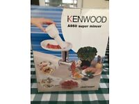 Kenwood A950 Super Mincer - Bought but never used