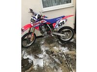 Mint crf 150 r 2010 model 1350 due to time wasters