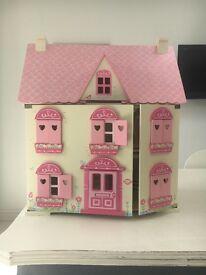 Wooden ELC Dolls House