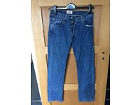 LEVI 501 JEANS - GOOD CONDITION - HARDLY WORN