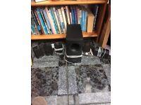 Panasonic surround speaker set