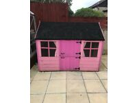 BillyOh Gingerbread Childrens Wooden Playhouse