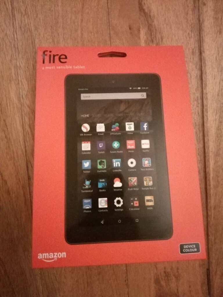"""Brand New, Unopened Kindle Fire 7"""""""