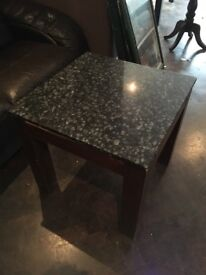 Lovely coffee/ bar tables . 2 foot in height