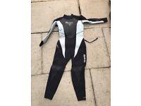 Mares women's semi dry wetsuit Trilastic 5.4.3mm
