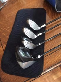 Ladies golf clubs - MD Golf Sure Fire II clubs