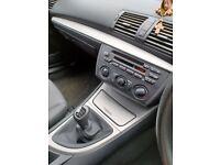 BMW, 1 SERIES, Hatchback, 2006, Manual, 1596 (cc), 5 doors