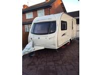 Avondale avocet 2008 and awning in excellent condition