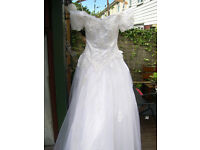 Alfred Angelo Size 6 Wedding Dress