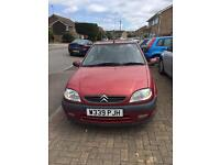 Saxo vtr 1.6 complete history
